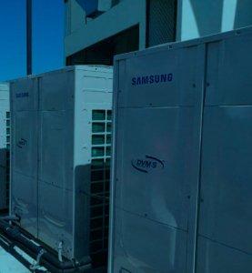 Instalação de Ar Condicionado VRF em Curitiba - Via Serv