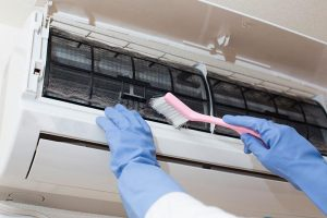 limpeza de ar condicionado em curitiba
